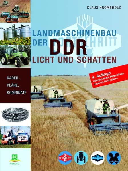 Landmaschinenbau der DDR - Coverbild