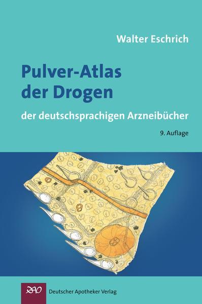 Pulver-Atlas der Drogen  - Coverbild