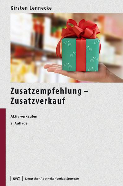 Zusatzempfehlung - Zusatzverkauf - Coverbild