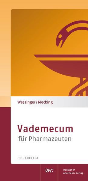 Vademecum für Pharmazeuten - Coverbild