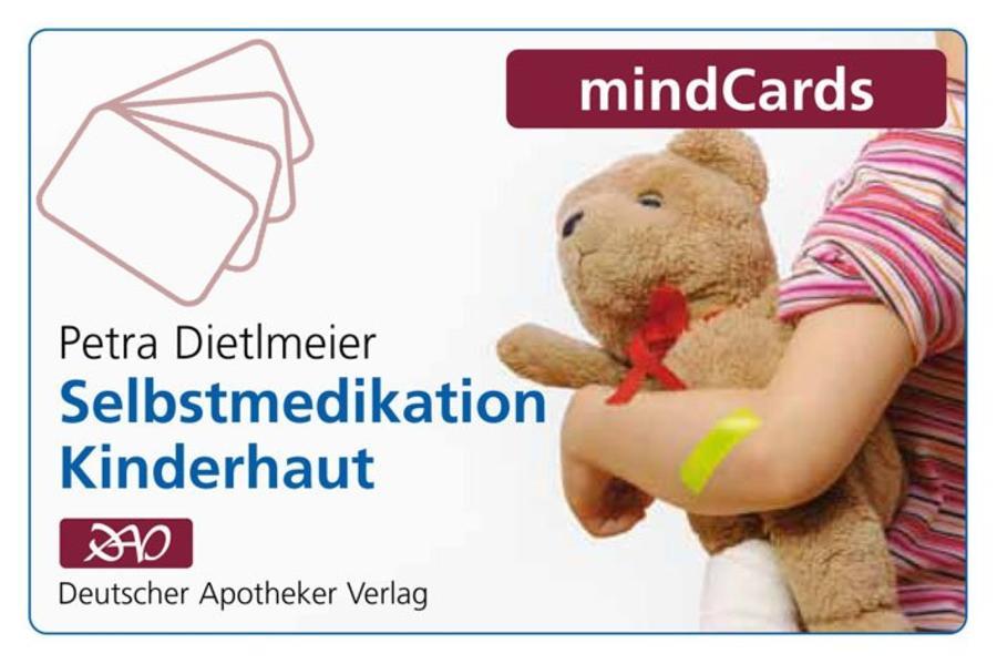 Selbstmedikation Kinderhaut - Coverbild