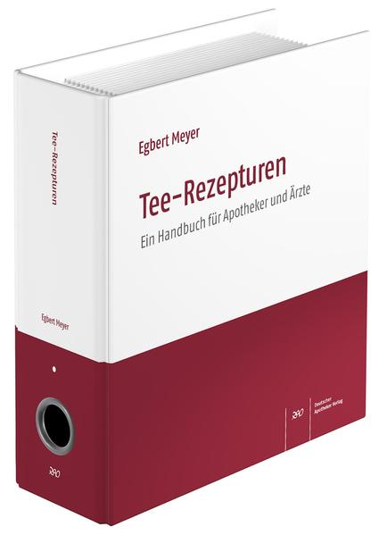 Tee-Rezepturen - Coverbild