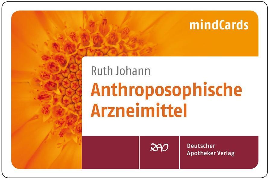 Anthroposophische Arzneimittel - Coverbild