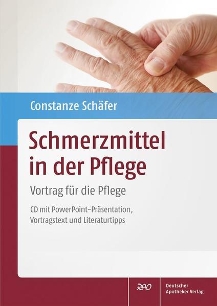 Schmerzmittel in der Pflege - Coverbild