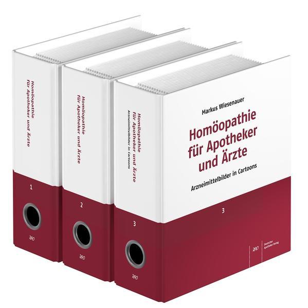 Homöopathie für Apotheker und Ärzte - Coverbild