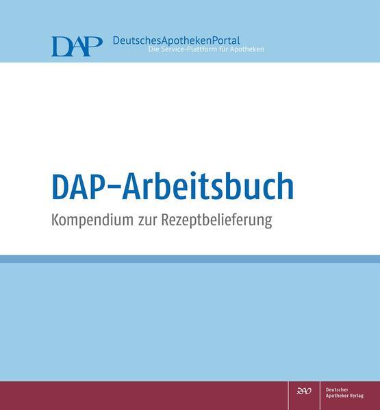 DAP-Arbeitsbuch - Coverbild
