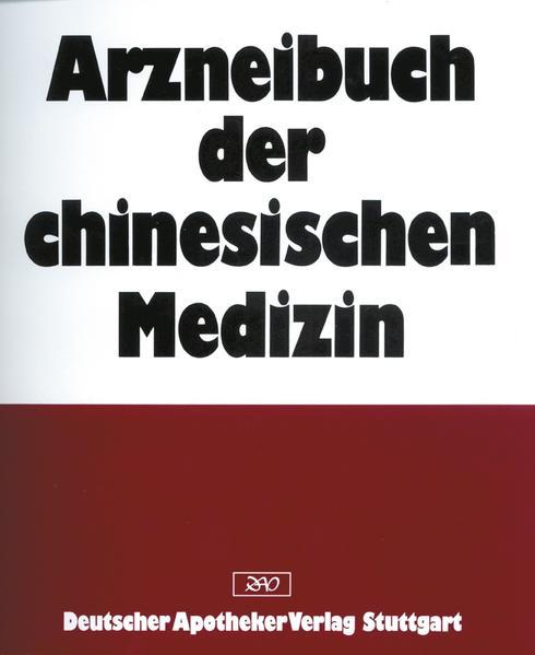 Arzneibuch der chinesischen Medizin - Coverbild