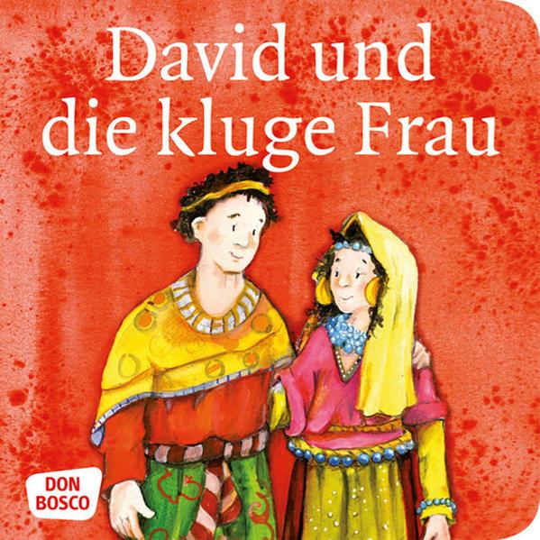 David und die kluge Frau - Coverbild
