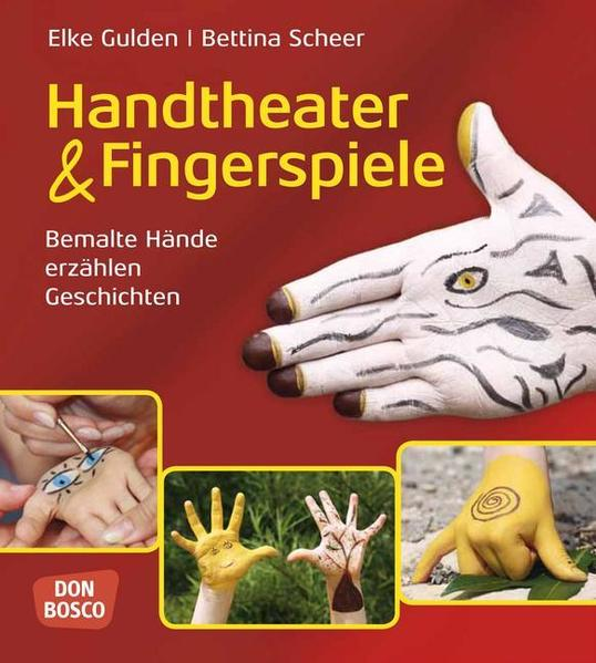 Handtheater & Fingerspiele - Coverbild