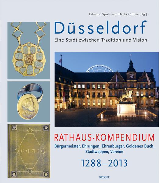 Rathaus-Kompendium - Coverbild