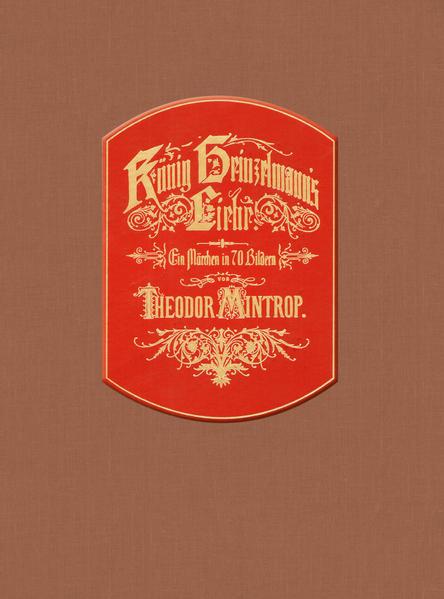 König Heinzelmann's Liebe - Coverbild