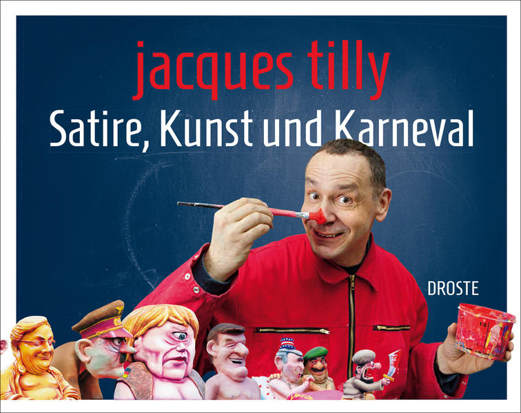 Satire, Kunst und Karneval - Coverbild