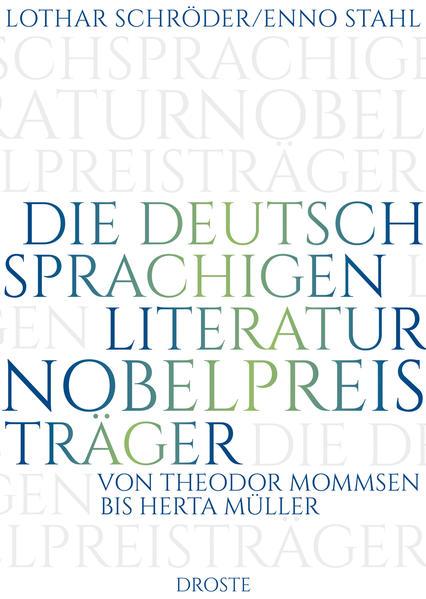 Die deutschsprachigen Literaturnobelpreisträger - Coverbild