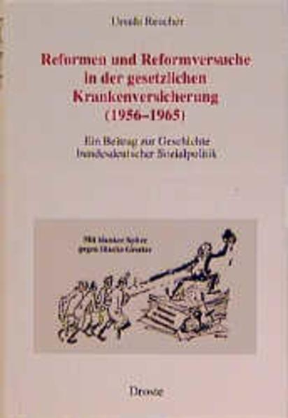 Reformen und Reformversuche in der gesetzlichen Krankenversicherung (1956-1965) - Coverbild