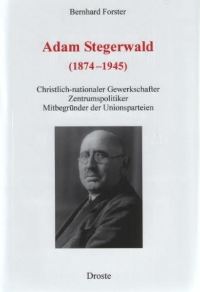 Adam Stegerwald (1874-1945) - Coverbild
