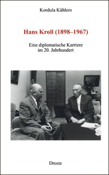 Hans Kroll (1898-1967) - Coverbild