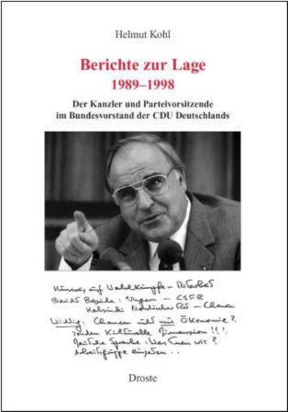 Berichte zur Lage 1989-1998 - Coverbild