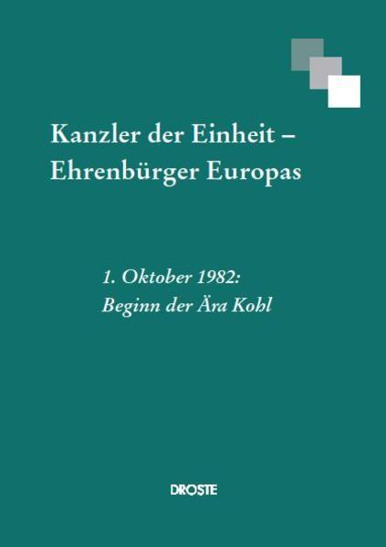 Kanzler der Einheit - Ehrenbürger Europas - Coverbild