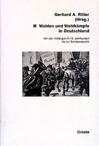 Wahlen und Wahlkämpfe in Deutschland - Coverbild
