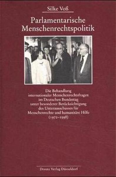 Parlamentarische Menschenrechtspolitik - Coverbild