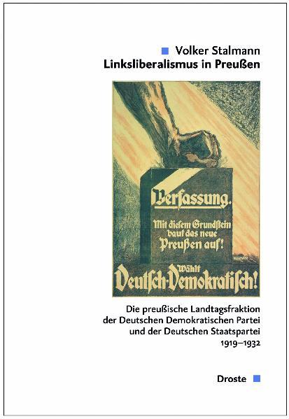 Linksliberalismus in Preußen - Coverbild