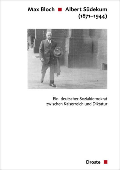 Albert Südekum (1871-1944) - Coverbild
