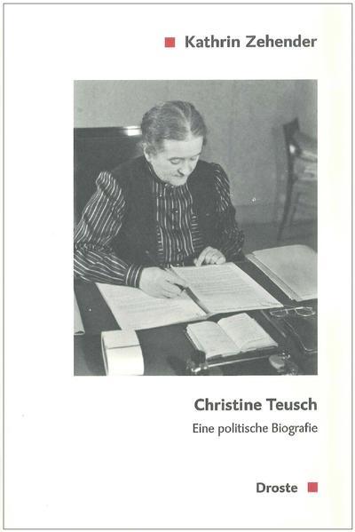 Christine Teusch - Coverbild