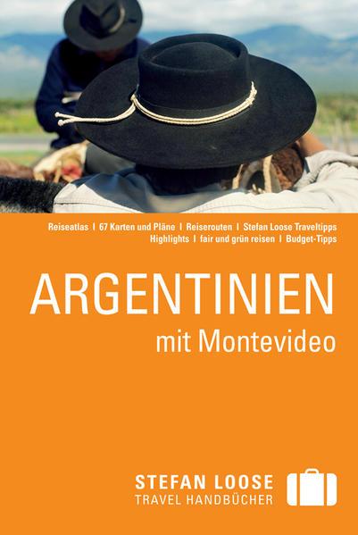 Stefan Loose Reiseführer Argentinien mit Montevideo - Coverbild