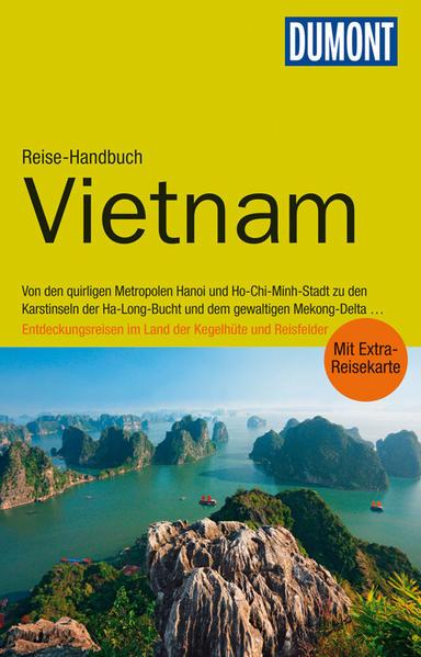 DuMont Reise-Handbuch Reiseführer Vietnam - Coverbild