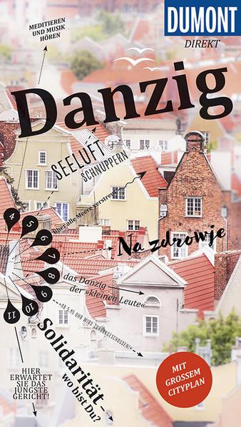 DuMont direkt Reiseführer Danzig - Coverbild