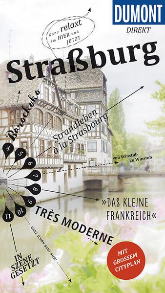 DuMont direkt Reiseführer Straßburg - Coverbild