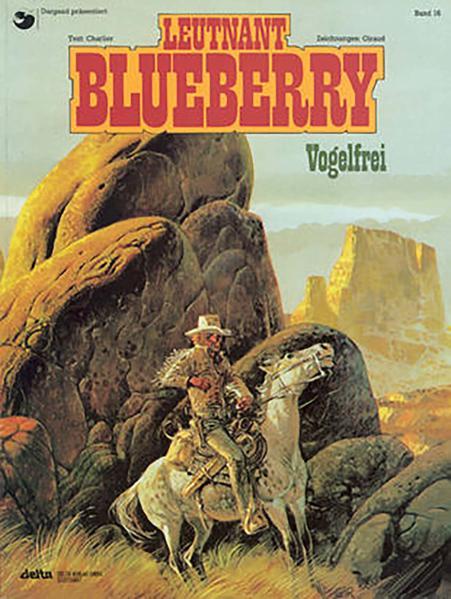 Blueberry 16 Vogelfrei - Coverbild