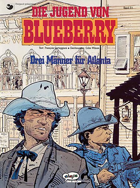 Blueberry 31 Die Jugend (8) - Coverbild
