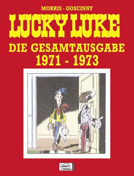 Lucky Luke Gesamtausgabe 13 - Coverbild