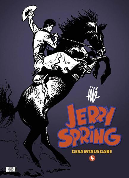 Jerry Spring Gesamtausgabe 04 - Coverbild