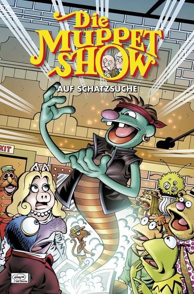 Disney: Die Muppet Show 02 - Coverbild