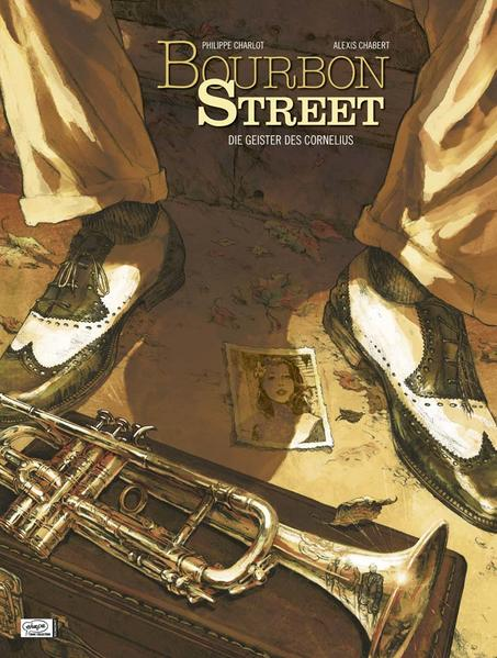 Bourbon Street 01 - Coverbild