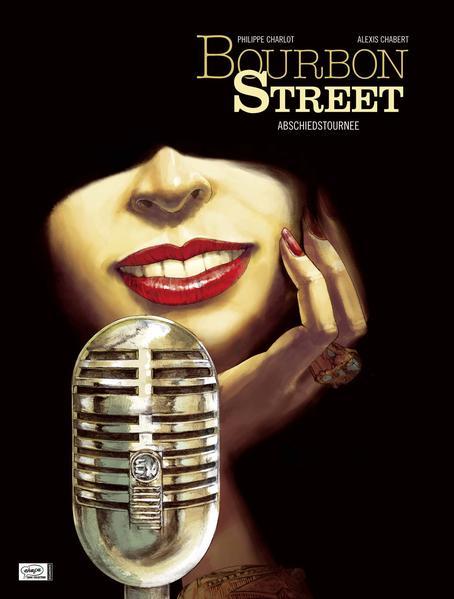 Bourbon Street 02 - Coverbild