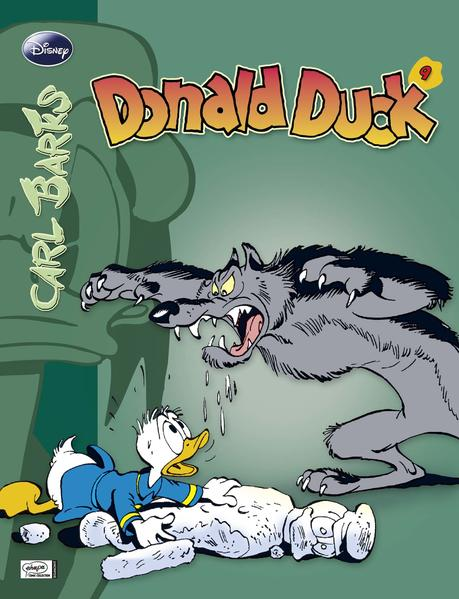 Barks Donald Duck 09 - Coverbild