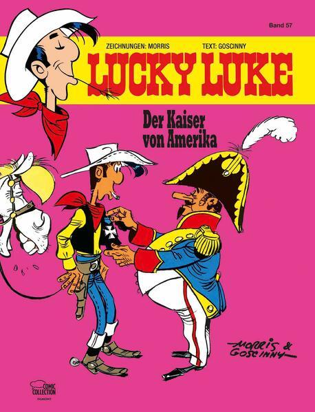 Lucky Luke 57 - Coverbild