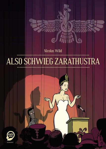 Also schwieg Zarathustra - Coverbild