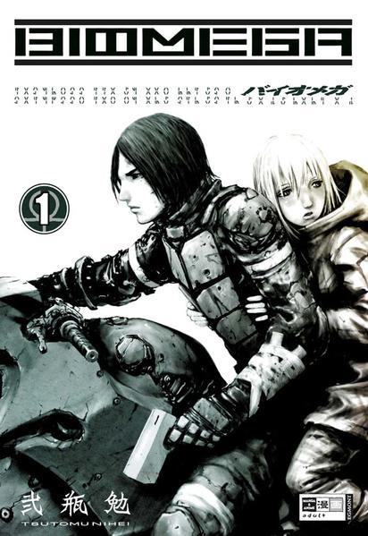 Biomega 01 - Coverbild