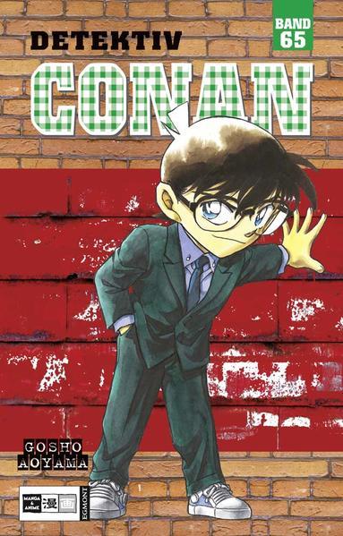 Detektiv Conan 65 - Coverbild