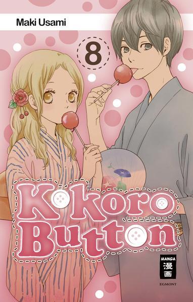 Kokoro Button 08 - Coverbild