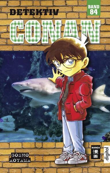 Detektiv Conan 84 - Coverbild