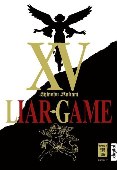 Liar Game 15 - Coverbild