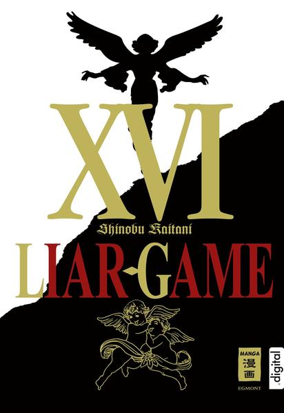 Liar Game 16 - Coverbild