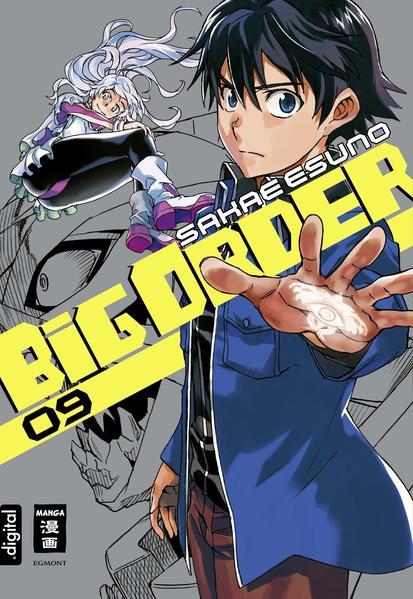 Big Order 09 - Coverbild