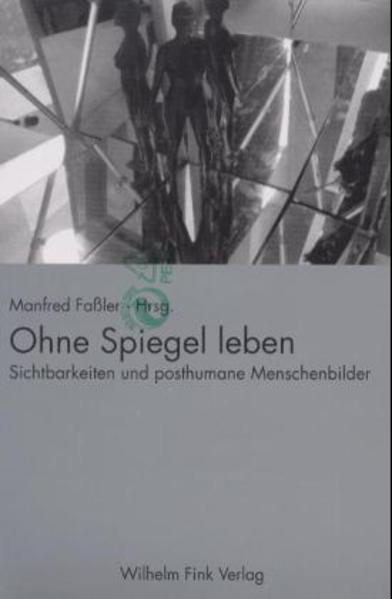 Ohne Spiegel leben - Coverbild