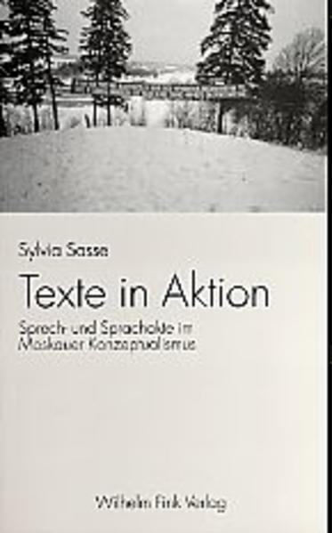 Texte in Aktion - Coverbild